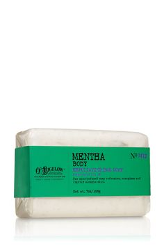 Mentha Exfoliating Bar Soap - C.O. Bigelow - Bath & Body Works