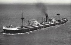 SS Indian City built by Bartram & Sons, South Dock sunderland for Reardon Smith & completed in '44. 7,079GRT, length 447ft & beam 56.5ft. Part of the supply lines to Normandy during June to August '44. '57 sold to to Atlantska Plovidba DD, of Dubrovnik, Yugoslavia, & renamed Gruz. '69 sold to 69, to  Aurora Borealis Shipping Co. Ltd., of Famagusta, Cyprus, & renamed Diamondo. 25/4/72 arrived Gebe, Turkey for scrapping.