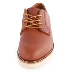 918a432d96fd3 Red Wing Postman Oxford Mens Leather Brogues Brown New Shoes All Sizes