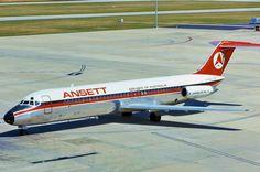 ANSETT DC-9-31 (VH-CZJ)