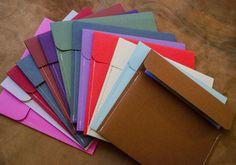 Handmade Envelopes by DesignByGoats