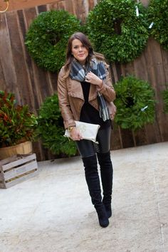 Holiday Outfit Idea with Handpicked