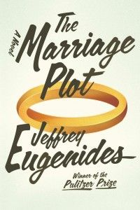 7 .The Marriage Plot by Jeffrey Eugenides.