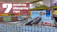 Healthy Shopping Tip