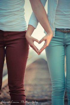 Die Besten Freunden sind die, die fühlen wenn du etwas auf den Herzen hast❤