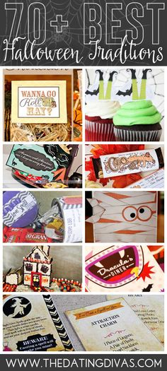 I'm adding these to my fall bucket list!