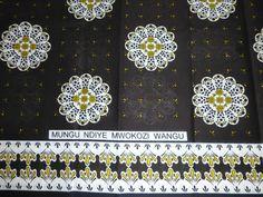 African Fabrics Nida Kanga Khanga Sarong /Fabrics For Dress Bags,Skirt making/Craft Making Fabrics/ Kanga Lesso/Tissues Africa/Kanga Fabrics