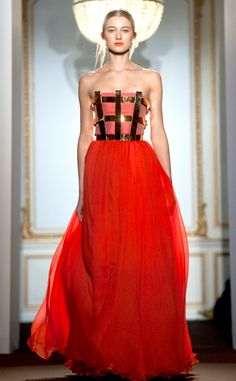 Dany Atrache - Paris Haute Couture Week Spring 2015