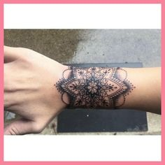 Wrist Tattoos For Girls - How to Easily Locate the Best Artwork   Wrist Tattoos *** Click on the image for additional details. #WristTattoos