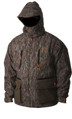 2470b091beeb4 Non typical storm jacket with sherpa fleece #bottomland #mossyoak  #drakenontypical #drakewaterfowl #drake
