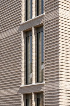 Space Place, Brickwork, Urban Design, Exterior Design, Contemporary, Street, Building, Roses, Terracotta