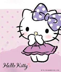 Hello Kitty, may all healings & restoration be yours. Hello Kitty Tattoos, Hello Kitty Art, Hello Kitty Themes, Hello Kitty My Melody, Hello Kitty Birthday, Sanrio Hello Kitty, Hello Kitty Pictures, Kitty Images, Hello Kitty Imagenes