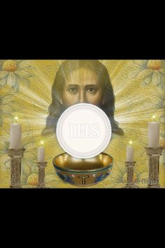 Jesus in the Most Holy Eucharist