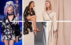Wrap Dress Trend