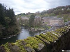 What to visit in New Lanark, Scotland  My experience visiting New Lanark, the old cotton mill village founded in 1785 and today one of the 6 Scottish UNESCO World Heritage Sites. What to do and see in one day, how to reach the historical site from Glasgow. Read the full article here
