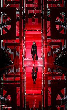 Versace Fall 2015 RTW ♔Très Haute Diva♔
