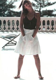 Sophie Marceau 1984, France