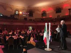 Tratos was recognised for its ongoing commitment to promoting greater co-operation between Italy and the UK at the Italian Chamber of Commerce and Industrys annual awards gala dinner in London.