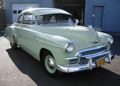 1950 Chevrolet Club Coupe, 437 Original Miles, All Original!