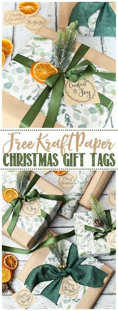 Love these simple kraft paper free printable Christmas gift tags. The neutral design goes with everything! #christmaswrapping #gifttags #printablegifttags #christmasgifts #giftwrapping Christmas Gift Wrapping, Diy Christmas Gifts, Holiday Gifts, Creative Gift Wrapping, Wrapping Ideas, Christmas Makes, Christmas Fun, Free Printable Christmas Gift Tags, Bright