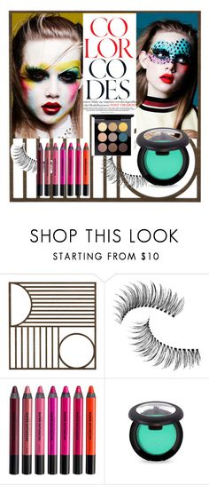 """""""colors"""" by fl4u ❤ liked on Polyvore featuring beauty, ferm LIVING, Trish McEvoy, Urban Decay and MAC Cosmetics"""