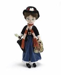Disney Mary Poppins Soft Toy Doll  | eBay