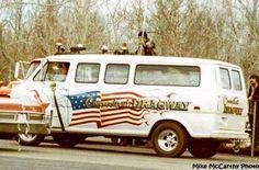 Connecticut Dragway Van
