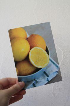 """Carte postale """"Les citrons 2"""" : Cartes par le-petit-bazar-des-trinomettes-en-delire"""