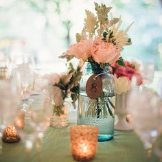 outdoor+pastel+wedding | Outdoor Wedding with Pastel Pinks and Greens