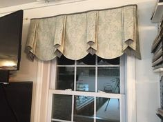 Glorious Make Rod Pocket Curtains Ideas. Enchanting Make Rod Pocket Curtains Ideas. Double Rod Curtains, No Sew Curtains, Rod Pocket Curtains, Cafe Curtains, Kitchen Curtains, Valance Curtains, Valances, Valance Tutorial, Valance Patterns