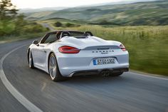 The Porsche Boxster turns 20 this year. In this gallery, we take a look back at two decades of the mid-engine roadster, who always retained a unique character in the Porsche model line-up. Porsche Boxster, Boxster Spyder, Porsche 911 Targa, New Porsche, Porsche Carrera, Maserati, Bugatti, Ferrari, Porsche Models