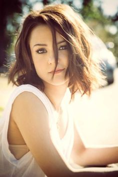 Kathryn Prescott, who plays Emily in UK Skins. Wow ;) when can I meet her? Haha
