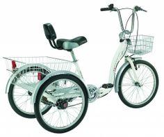 Le tricycle électrique afin de vous garantir une stabilité optimale ! A retrouver sur www.ecoclicot.com