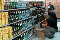 Cierran 52 licorerías por incumplimiento de normativas