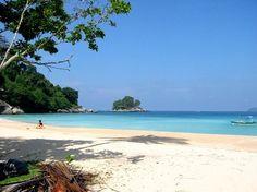 Another beach at Pulau Tioman Malaysia