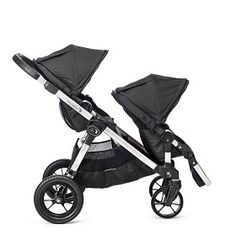 The slimmest and most versatile double stroller on the market! Check out why so many moms love this stroller!