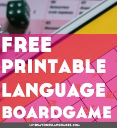 How to Make the Most of Your Customisable Gameboard for Teaching Languages. #language #teaching #blog