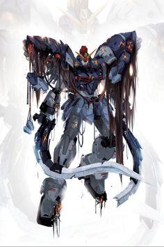 Gundam Mecha Warrior.