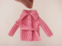 Excited to share the latest addition to my #etsy shop: Blythe sweater, Pink blythe sweater, Blythe outfit, Blythe doll knitting, Blythe fashion, Wool outfit, blythe doll outfit, Blythe cardigan http://etsy.me/2FR0ciI #doll #blythe #doll #cardigan