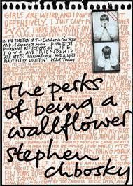 this is the book : perks of being a wallflower
