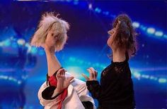 Foot puppeteer Anne Klinge stuns the judges and audience of Britain's Got Talent 2016 with her unusual performance.