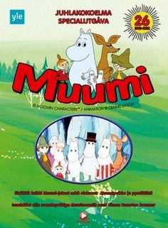 99,95€. Muumi - Juhlakokoelma (26 DVD)  (DVD)