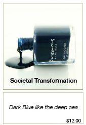 Societal Transformation nail color  by Dreams by Neihulé