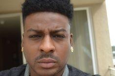 Black Male Models, Black Men, Beautiful Men, Curls, Hair, Cute Guys, Black Man, Strengthen Hair, Black People