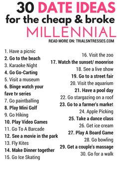 Teen date ideas