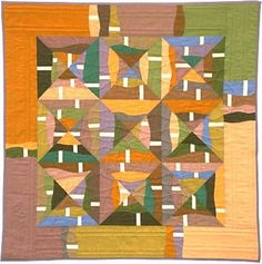 135279326e5 Image result for sonya lee barrington Strip Quilts, Knitting Projects,  Quilt Art, Contemporary