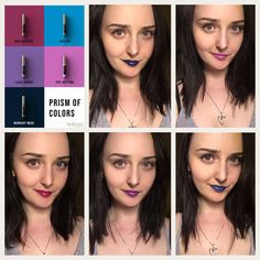 Limited edition LipSense! Pretty pastels and bold colours! Long lasting, smudge proof lip colour <3
