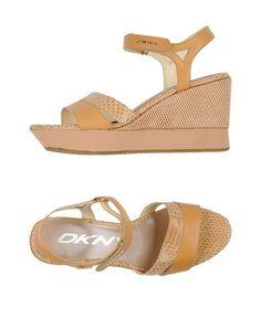 DKNY Sandals. #dkny #shoes #sandals