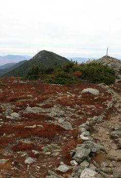 Mont West, Massif Bigelow, Maine, USA, octobre 2016