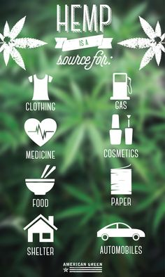 All the benefits accrued from #Hemp make it a revolutionary #Crop.